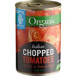 Chantal Organics Chopped Tomatoes 400g