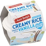 Aunt Betty's Creamy Rice Vanilla 2 Pack