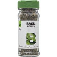 Countdown Seasoning Basil Leaves Sweet 10g