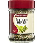 Masterfoods Seasoning Italian Herbs 30g