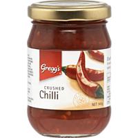 Gregg's Crushed Chilli 145g