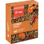 Greggs Seasoning Packet Ground Curry 40g