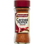 Masterfoods Seasoning Shaker Cayenne Pepper 30g