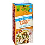 Countdown Liquid Stock Chicken Salt Reduced 1L