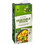 Countdown Liquid Stock Vegetable 1L