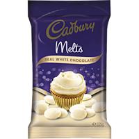 Cadbury Baking Chocolate White Melt 225g