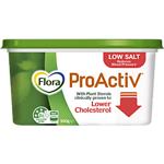Flora Pro Activ Spread Low Salt 500g
