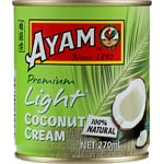 Ayam Coconut Cream Light 270ml