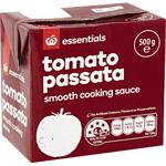 Essentials Pasta Sauce Passata 500g