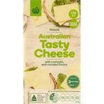 Woolworths Tasty Cheese Block 1kg