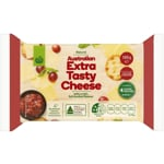 Woolworths Extra Tasty Cheese Block 500g