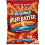 Birds Eye Golden Crunch Beer Batter Fries 500g