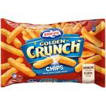 Birds Eye Golden Crunch Straight Cut Chips 1kg