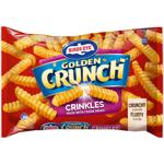 Birds Eye Golden Crunch Crinkle Cut Chips 1kg