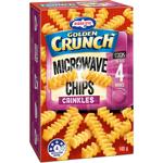 Birds Eye Microwave Chips Crinkle 140g