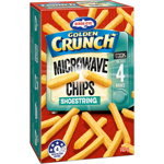 Birds Eye Microwave Chips Shoestring 140g