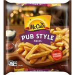 McCain Pub Style Fries 750g