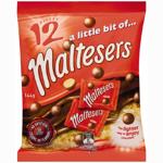Mars Maltesers Funsize 144g (12 x 12pack)