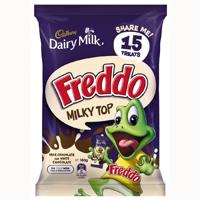 Cadbury Dairy Milk Freddo Milky Top  180g