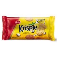 Griffin's Krispie Twin Pack 500g