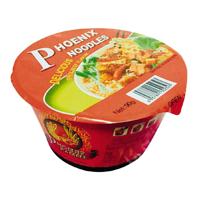 Phoenix Noodles Bowl Spicy Beef 90g