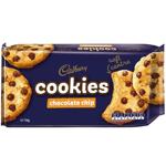Cadbury Chocolate Chip Cookies 156g