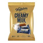 Whittaker's Mini Slab Creamy Milk Share Pack  180g (15 x 12pack)
