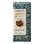 Whittaker's Marlborough Sea Salt and Caramel Brittle 100g