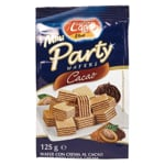 Lago Mini Party Wafers Cacao 125g