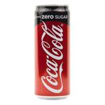 Coca Cola No Sugar Branded Import 320ml