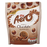 Nestle Aero Bubbles milk Pouch Bag 102g