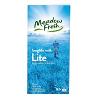 Meadow Fresh Lite UHT 1L