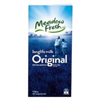 Meadow Fresh Original Homogenised UHT 1L