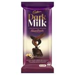Cadbury Dark Milk Caramalised Hazelnuts 150g