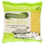 Golden Fresh Diced Apple Pouch 1kg