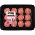 Hellers Pure Angus Meatballs 420g