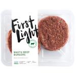 First Light Wagyu Beef Burgers 400g