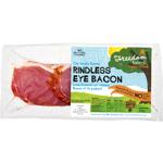 Freedom Farms Rindless Eye Bacon 250g