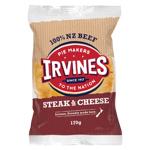 Irvines Pie Time Steak & Cheese Pie 170g