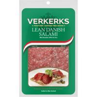 Verkerks Lean Danish Salami 100g