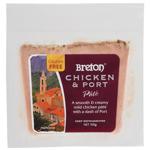 Breton Chicken & Port Pate 100g