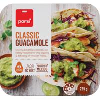 Pams Classic Guacamole 225g