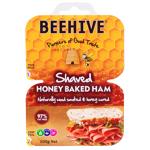 Beehive Shaved Ham Honey Baked Pack 2pk