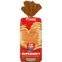 Tip Top Supersoft Wholemeal Sandwich Bread 700g