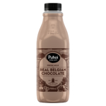 Puhoi Valley Real Belgian Chocolate Milk 750ml