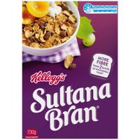 Kellogg's Sultana Bran Breakfast Cereal 730g