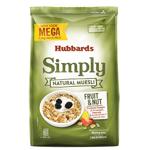 Hubbards Simply Fruit & Nut Muesli 1.2kg