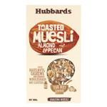 Hubbards Toasted Muesli Almond & Pecan 550g