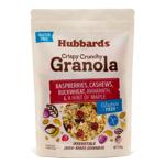 Hubbards Gluten Free Raspberries Cashews & Buckwheat Crispy Crunchy Granola 350g