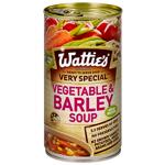 Wattie's Very Special Vegetable & Barley Soup 535g